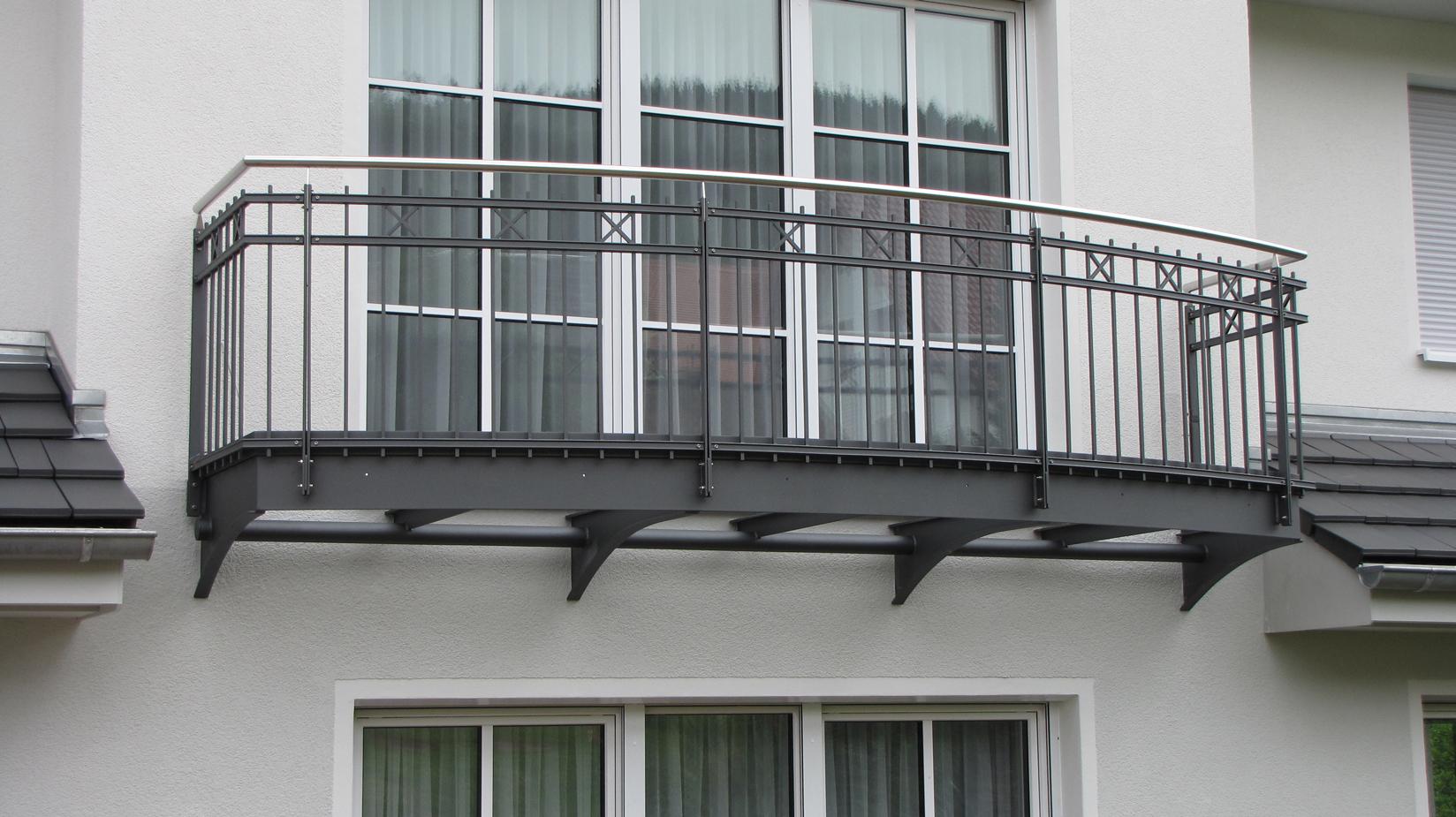 balkongel nder metallbau metallgestaltung treppenbau. Black Bedroom Furniture Sets. Home Design Ideas